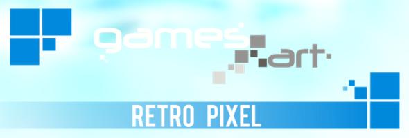 GamesArt Retro Pixel #2