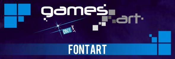 GamesArt FontArt: Murasaki Baby