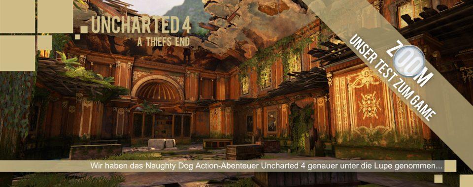 ZOOM: Uncharted 4