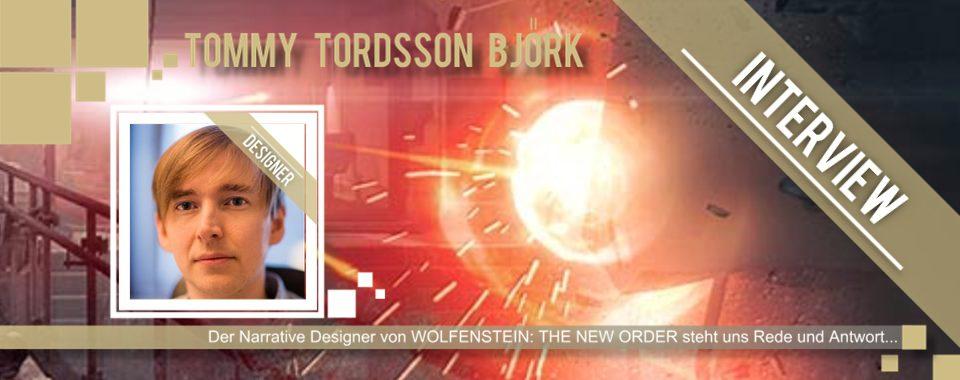 Tommy Tordsson Björk GamesArt-Interview