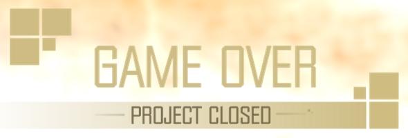 Eingestellt: Game Over