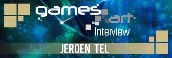 GamesArt Interview Jeroen Tel