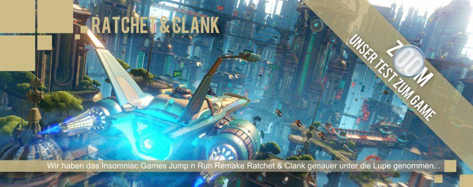 ZOOM: Ratchet & Clank